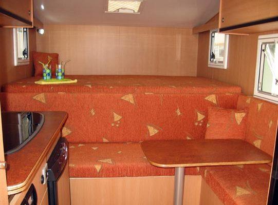 Ozcape Slide-On Prima25 interior
