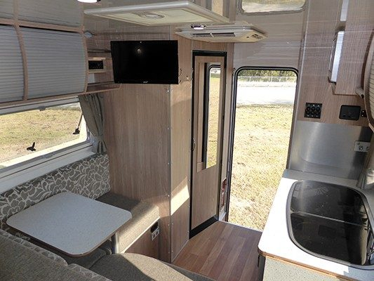 Ozcape Slide-On Woondabaa dinette and entertainment system